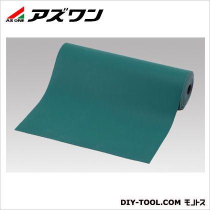 アズワン エコノミー導電マット 緑色 (1-1469-01)