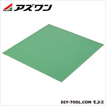 アズワン 導電ゴムシート 緑 (9-4029-04) 1枚