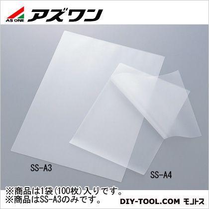 アズワン CRラミネートフィルム (1-8636-02) 1袋(100枚入)