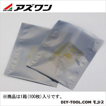 アズワン 静電気シールディングバッグ 11''×15'' (2-2680-05) 1箱(100枚入)