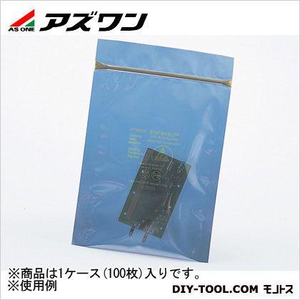 (6-8335-05) アズワン 静電気防止バッグジッパー型 1ケース(100枚入)