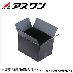 アズワン 導電プラダン 箱 330×240×220mm 1-9124-03 1箱(10個入)