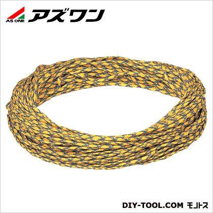 アズワン 除電ロープ(ノレン) 除電ロープ50m巻き (1-9107-01) 1個