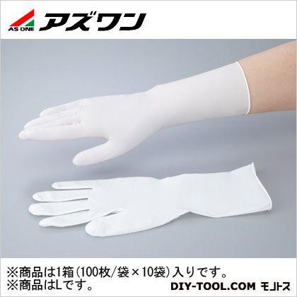 アズワン アズピュアニトリル手袋SP L (1-2252-51) 1箱(100枚/袋×10袋入)
