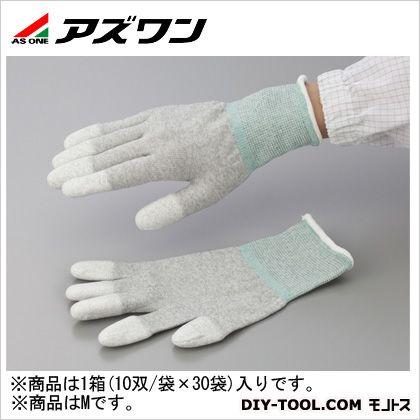 アズワン AP ESD手袋 M (1-2285-63) 1箱(10双/袋×30袋入)