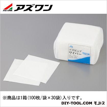 アズワン アズピュアワイパー 250×250mm (1-4256-13) 1箱(100枚/袋×30袋)