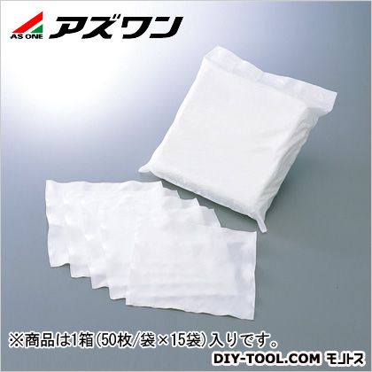 アズワン AP滅菌クリーンワイパー 9×9インチ 1-2261-01 1箱(50枚/袋×15袋