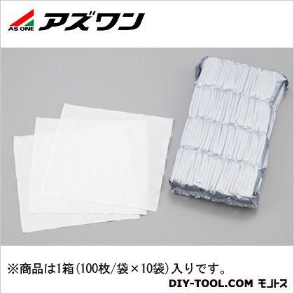 アズワン 滅菌CRワイパー 9×9インチ (2-4941-01) 1箱(100枚/袋×10袋入)