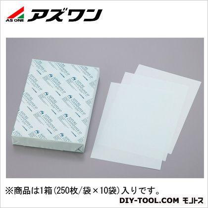 アズワン APクリーンペーパーSP ブルー A4 (2-2138-01) 1箱(250枚/袋×10袋)
