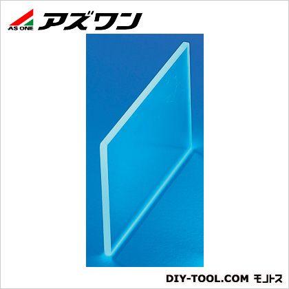 アズワン 機能性蛍光ガラス 50mm×70mm×3.0t (1-8820-06) 1枚