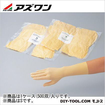 アズワン クリーンノール手袋 エコノタイプ S (6-906-13) 1ケース(500双入)