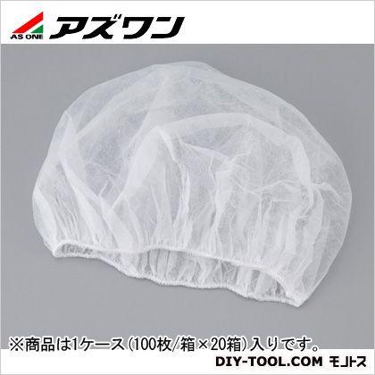 アズワン ディスポキャップ (1-7046-51) 1ケース(100枚/箱×20箱入)