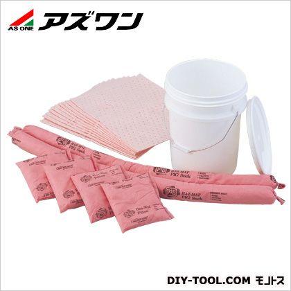 アズワン スピルキット 液体漏洩対策セット (1-9062-11) 1セット