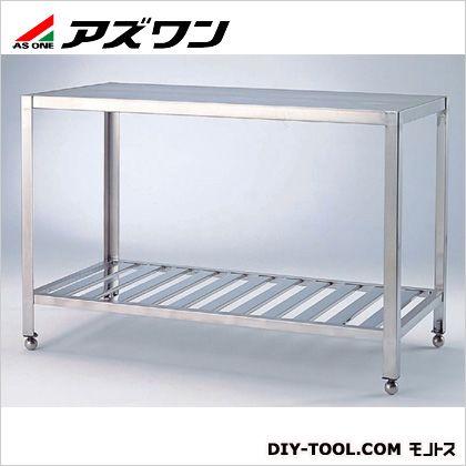 アズワン クリーンパンチング テーブル 1200×600×800mm 7-405-01 1個