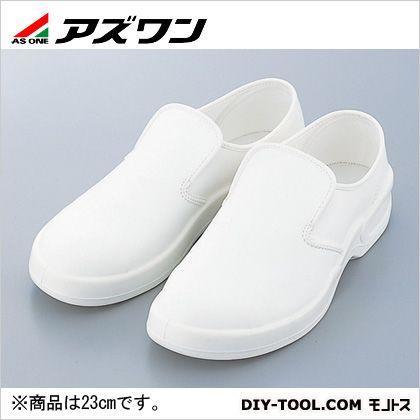 アズワン 静電安全靴 23.0cm (1-6470-01) 1足