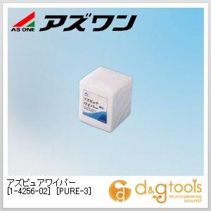 アズワン アズピュアワイパー [PURE-3] 200×250mm(4ッ折り) (1-4256-02) 1箱(100枚/袋×30袋)