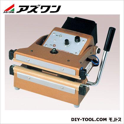 アズワン 厚物ガゼット用ポリシーラー 320×360×250mm (6-9467-22)