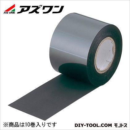 アズワン ホットプリンター プリントテープ 黒 40mm×60m巻 6-9816-03 10 巻