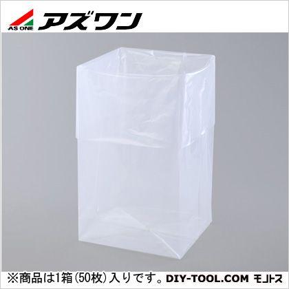 アズワン ポリ袋 450×1350mm 1-1392-01 1箱(50枚入)