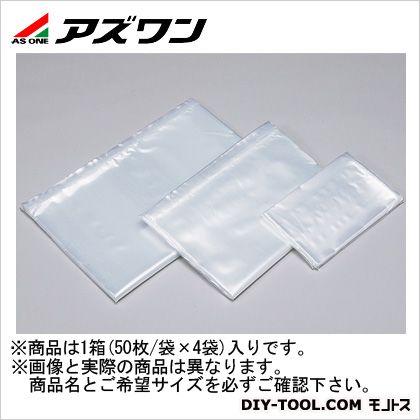 アズワン ハイクリーンポリ規格袋 460×600×0.05mm 1-9181-07 1箱(50枚/袋×4袋)