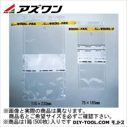 アズワン ナスコ・ワールパック 710ml 1-1749-03 1箱(500枚入)