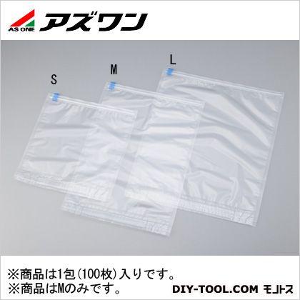 アズワン 簡易脱気袋 45μm 1-1699-02 1包(100枚入)