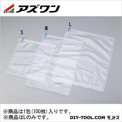 アズワン 簡易脱気袋 55μm 1-1699-03 1包(100枚入)