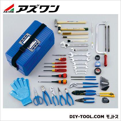 アズワン 工具 セット 1-2351-01 工具箱 ツールセット 手動工具セット