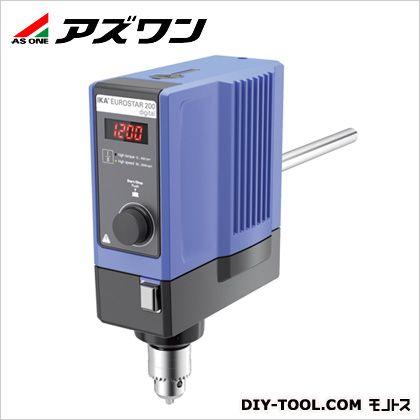 アズワン 電子制御攪拌機ユーロスター200デジタル (1-7326-21)