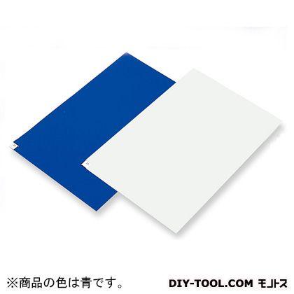 アズワン アズピュアクリーンマット (中粘着タイプ) 青 450×900mm (1-5116-71) 30層/シート×10シート
