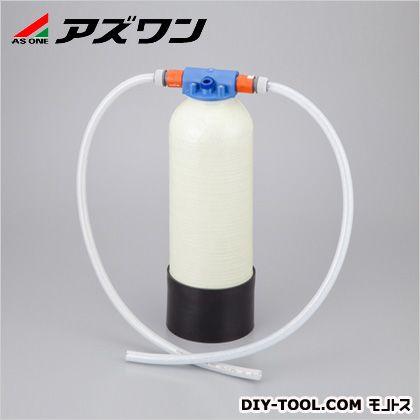 アズワン イオン樹脂カートリッジ純水器 φ160×521mm 1-3705-01