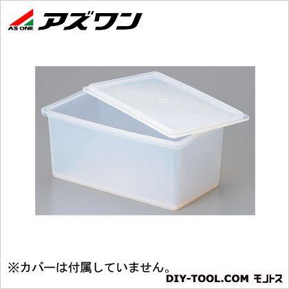 アズワン 角型タンクPFA製 タンク 5L 4-3040-03 1 個