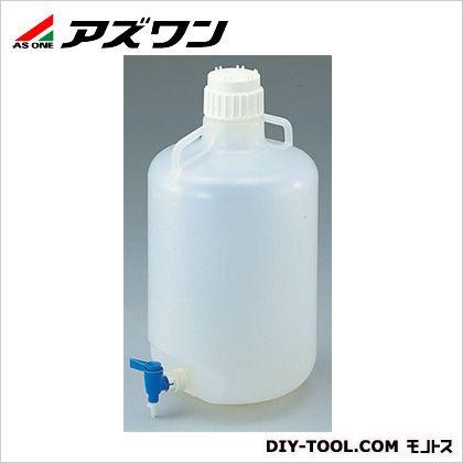 アズワン ナルゲン活栓付丸型瓶 10L 5-050-01 1 個