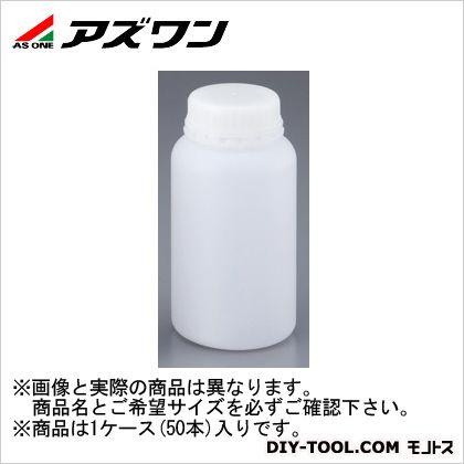 アズワン セキュリティーボトル 丸型 特広 1L 1-1548-06 1ケース(50本入)