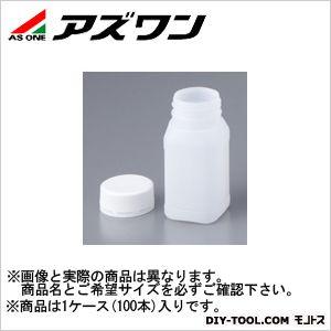 アズワン セキュリティーボトル 角型 50ml 1-1547-01 1ケース(100本入)