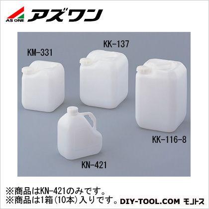 アズワン ピュアボトル 240×150×272mm5L 2-7701-01 1箱(10本入)