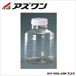 アズワン ポリカーボネート広口大型瓶 10L 4-5632-01 1 個
