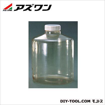 アズワン ポリカーボネート広口大型瓶 30L 4-5632-03 1 個