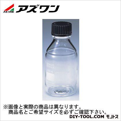アズワン ねじ口瓶丸型白 3500ml 2-075-11 1 本