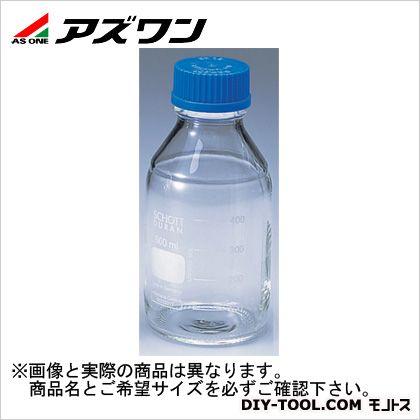アズワン ねじ口瓶丸型白 5000ml 2-077-07 1 本