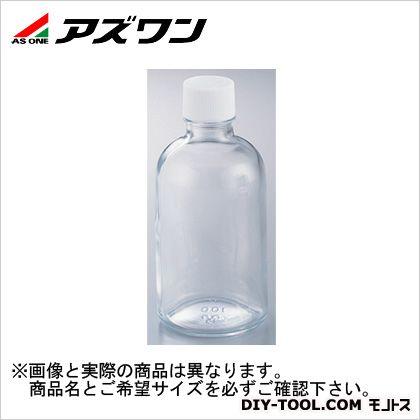 アズワン 細口規格瓶 60ml 透明 φ12.8×φ44.2×91.3mm 5-131-14 100本