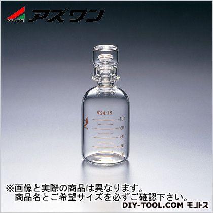 アズワン 保存容器 透明 200ml 1-4359-03 1 個