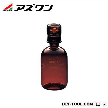 アズワン 保存容器 茶色透明 100ml 1-4376-02 1 個