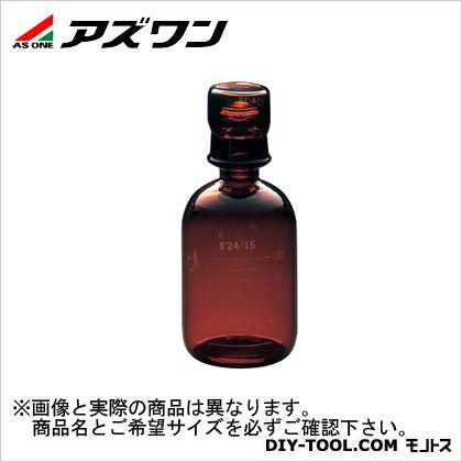アズワン 保存容器 茶色透明 200ml 1-4376-03 1 個