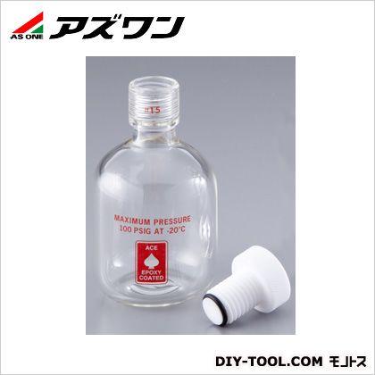 アズワン 耐圧ボトル 125ml 1-1371-02