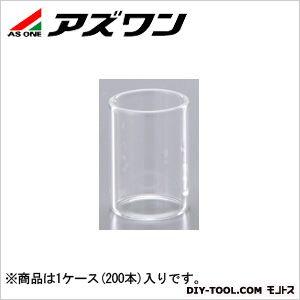 アズワン ガラスカップ  1-8417-03 1ケース(200本入)