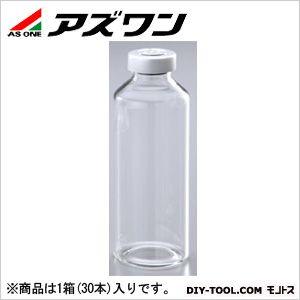 アズワン 広口バイアル瓶 200ml 1-8524-04 1箱(30本入)