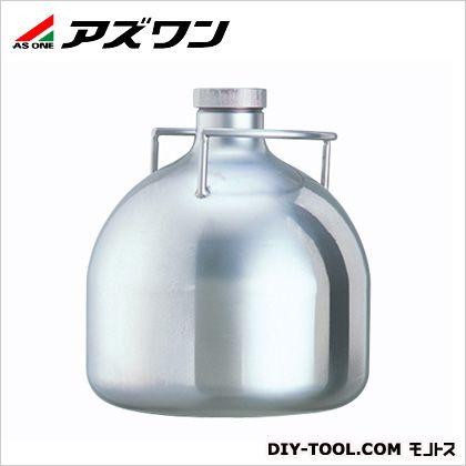アズワン ラボ缶(把手付ステンレスボトル) 3L 1-9417-01 1 個