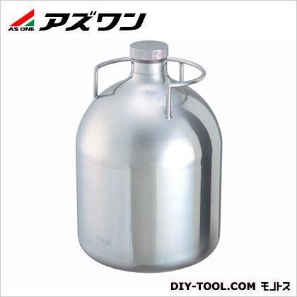 アズワン ラボ缶(把手付ステンレスボトル) 5L 1-9417-02 1 個