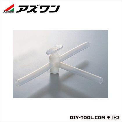 アズワン 三方活栓 (PE)  6-680-04 1 個